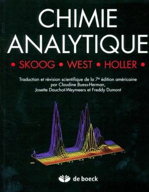 Chimie analytique skoog west holler