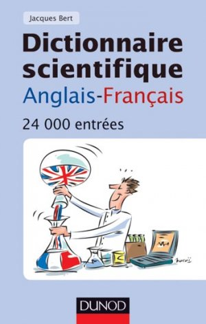 dictionnaire scientifique anglais