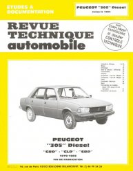 peugeot 39 39 305 39 39 diesel collectif 9782726840740 etai. Black Bedroom Furniture Sets. Home Design Ideas