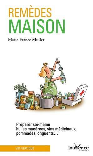 Rem des maison marie france muller 9782889118182 for Aphte remede maison