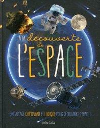 Dernières parutions sur Dans l'espace, A la découverte de l'espace