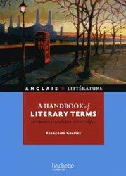 Dernières parutions sur Littérature, A handbook of literary terms
