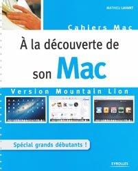À la découverte de son Mac