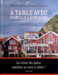 Dernières parutions sur Cuisine d'Europe du Nord, A table avec Camilla Läckberg