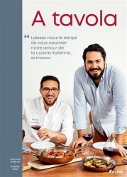Dernières parutions sur Cuisines du monde, A tavola