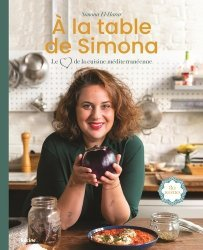 Dernières parutions sur Cuisine et vins, A la table de Simona