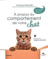 Dernières parutions sur Chat, À propos du comportement de votre chat