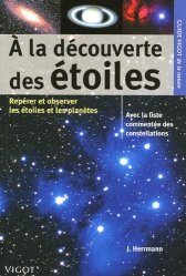 Dernières parutions dans Guide Vigot de la nature, À la découverte des étoiles