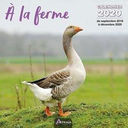 Dernières parutions sur Herbiers - Agendas - Calendriers - Almanachs, Calendrier A la ferme