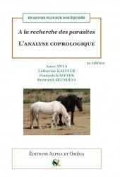 Dernières parutions sur Chevaux - Poneys - Anes, A la recherche des parasites