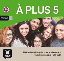 Dernières parutions sur Adolescents, À plus 5 – Clé USB