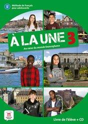 Dernières parutions sur Adolescents, A la une 3 livre de l'élève + cd