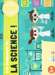 Dernières parutions sur Philosophie,histoire des sciences, A la découverte de... la science !