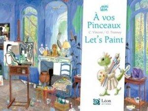 Dernières parutions sur Livres bilingues, A vos pinceaux !  Let's paint