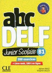 Dernières parutions sur DELF, ABC DELF Junior scolaire B1