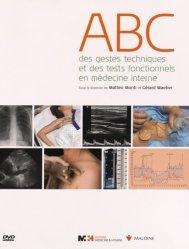 Souvent acheté avec Diagnostics difficiles en médecine interne vol.1, le ABC des gestes techniques en médecine interne