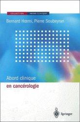 Dernières parutions sur Diagnostics - Prise en charge, Abord clinique en cancérologie