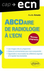 Souvent acheté avec 80 examens biologiques pour l'ECN, le ABCDaire de radiologie à l'ECN