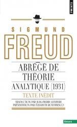 Dernières parutions dans Points Essais, Abrégé de théorie analytique (1931)