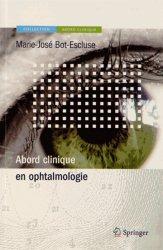 Dernières parutions dans Abord clinique, Abord clinique en ophtalmologie