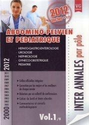 Dernières parutions dans Inter Annales par pôle, Abdomino-pelvien et pédiatrique Vol.1/5
