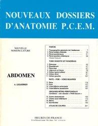 Souvent acheté avec Atlas de poche d'Anatomie en coupes sériées TDM-IRM    Tome 1, le Abdomen