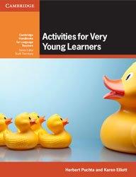 Dernières parutions dans Cambridge Handbooks for Language Teachers, Activities for Very Young Learners - Book with Online Resources