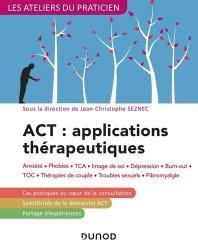 Dernières parutions dans Les ateliers du praticien, ACT : applications thérapeutiques