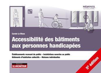 Souvent acheté avec L'Assurance construction, le Accessibilité des bâtiments aux personnes handicapées