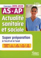 Dernières parutions sur Etudes AS - AP, Actualité sanitaire et sociale - Super préparation