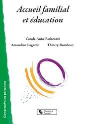 Dernières parutions sur Action sociale, Accueil familial et éducation