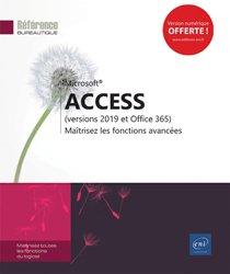 Dernières parutions dans Référence bureautique, Access (versions 2019 et Office 365)