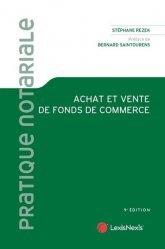 Dernières parutions sur Baux commerciaux, Achat et vente de fonds de commerce. 9e édition