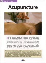 Dernières parutions sur Acupuncture - Médecine chinoise, Acupuncture