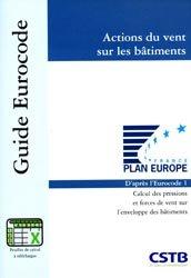 Dernières parutions dans Guide Eurocode, Actions du vent sur les bâtiments