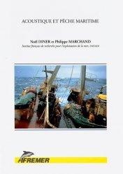 Souvent acheté avec Histoire du chalut , le Acoustique et pêche maritime