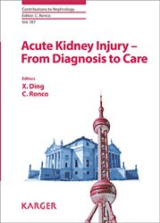 Dernières parutions dans Contributions to Nephrology, Acute Kidney Injury - From Diagnosis to Care