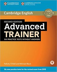Dernières parutions sur CAE, Advanced Trainer - Six Practice Tests without Answers with Audio