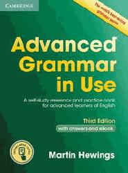 Dernières parutions dans Advanced Grammar in Use, Advanced Grammar in Use - Book with Answers and Interactive eBook