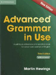 Dernières parutions dans Advanced Grammar in Use, Advanced Grammar in Use - Book with Answers