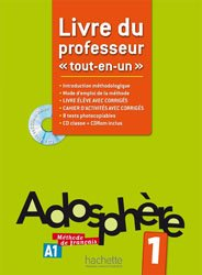 Souvent acheté avec ABC DELF Junior Scolaire A1, le Adosphère 1 - Livre du professeur