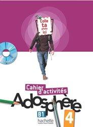 Dernières parutions sur Adolescents, ADOSPHERE 4 B1 CAHIER ACTIVITES + CD