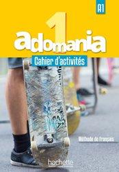 Dernières parutions sur Adolescents, ADOMANIA 1 A1 CAHIER ACTIVITES + CD