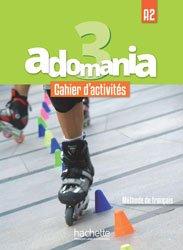 Dernières parutions sur Adolescents, ADOMANIA 3 A2 CAHIER ACTIVITES + CD