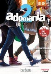 Dernières parutions sur Adolescents, Adomania 2 - Pack Livre + Version numérique