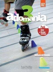 Dernières parutions sur Adolescents, Adomania 3 - Pack Livre + Version numérique