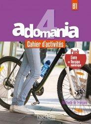 Dernières parutions sur Adolescents, Adomania 4 - Pack Cahier d'activités + Version numérique