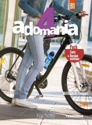 Dernières parutions sur Adolescents, Adomania 4 - Pack Livre + Version numérique