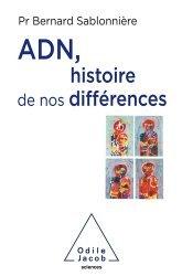 Dernières parutions sur PAES - PACES - MMOP, ADN, histoire de nos différences