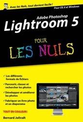 Dernières parutions sur Techniques vidéo, Adobe Photoshop Lightroom 5 pour les Nuls